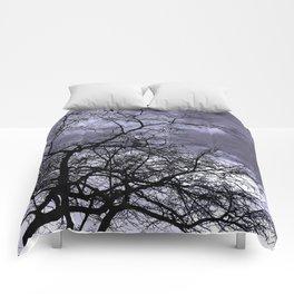 Purple Escape Comforters