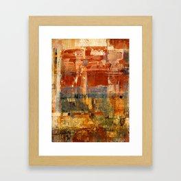 "Quarup ""Kaurup"" Framed Art Print"