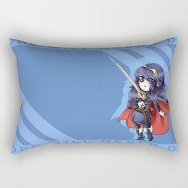 Hope Will Never Die! Rectangular Pillow