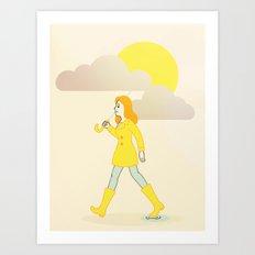 Sunbrella Art Print