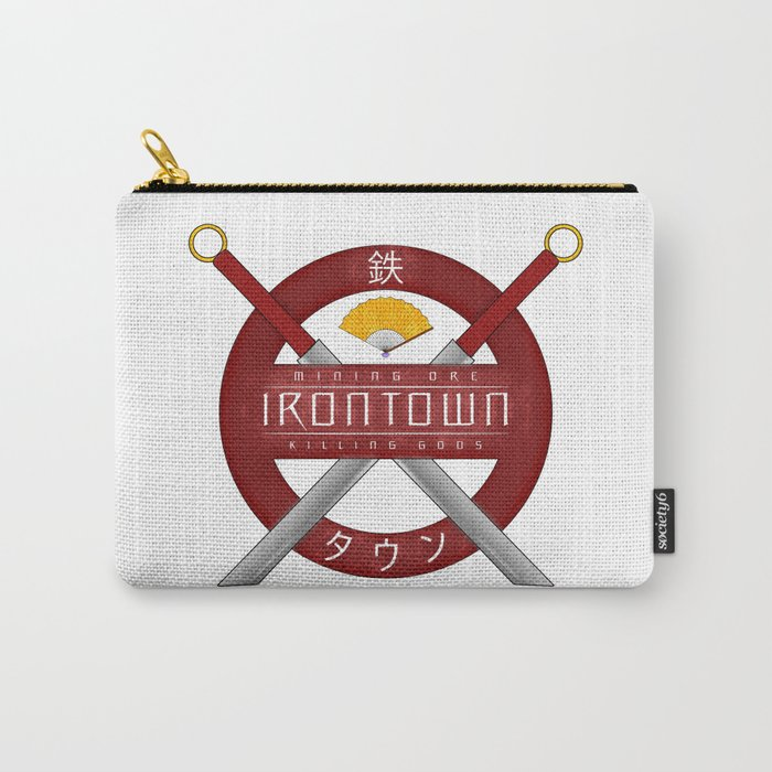 IRONTOWN - Studio Ghibli Carry-All Pouch