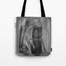 ancient angel Tote Bag