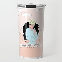 Leo - The Drama Queen Travel Mug