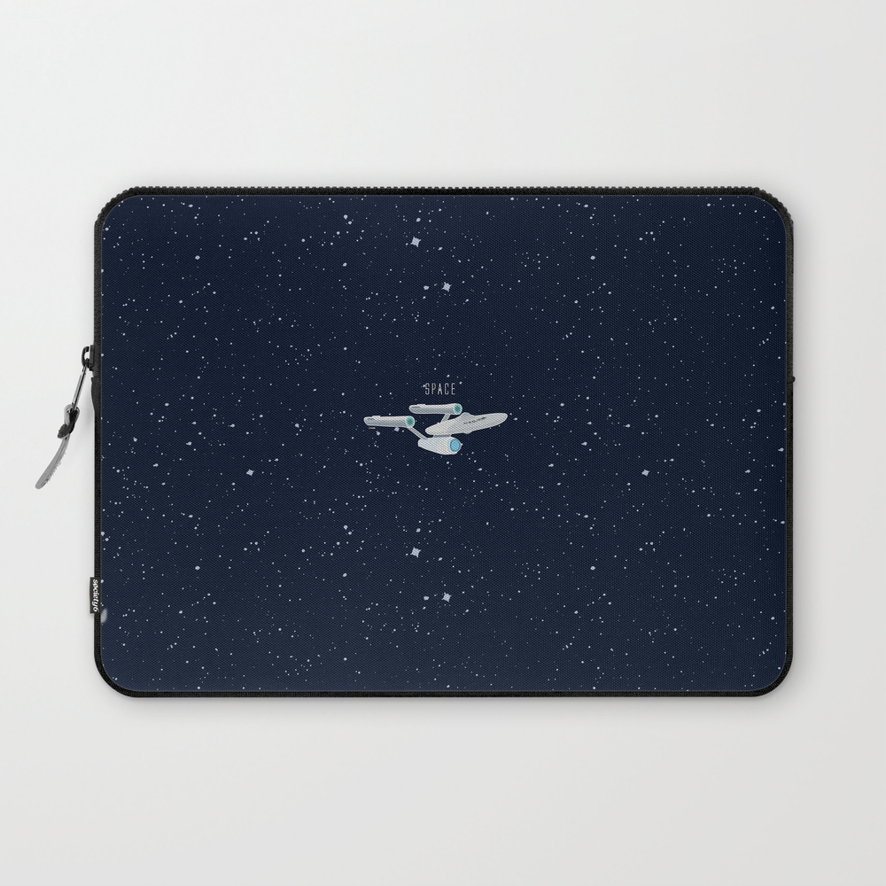Star Trek Star Ship Enterprise Ncc-1701 Laptop Sleeve LSV3800697