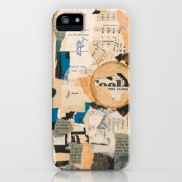 Lowry Hotel 1943 iPhone Case