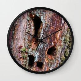 Character Wall Clock