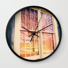 Beautiful Reflection Wall Clock