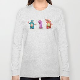 Woopee World Long Sleeve T-shirt