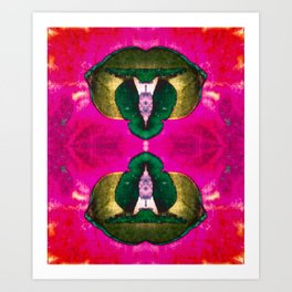 Pattern No. 51 Art Print