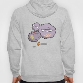 Pokémon - Number 109 & 110 Hoody
