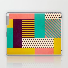 Geometric Love Laptop & iPad Skin