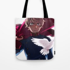 Count Troyard Tote Bag