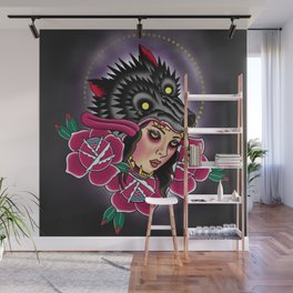 cheap in wolfs clothing Wall Mural