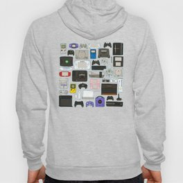 Game square Hoody