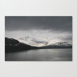 Beautiful Alaska Canvas Print