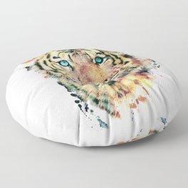 Tiger III Floor Pillow