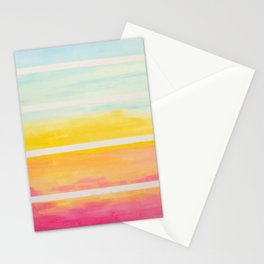 afternoon laughter Stationery Cards