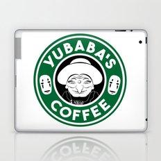 Yubaba's Coffee Laptop & iPad Skin