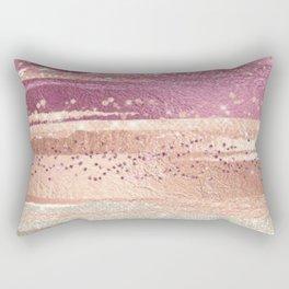GLITTER--PATTERN Rectangular Pillow