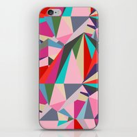 battlefield iPhone & iPod Skins featuring The Battlefield by Norman Duenas