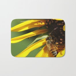 Desert Sunflower Cafeteria Bath Mat