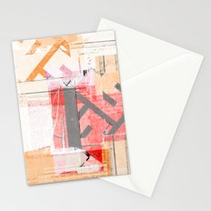 CROSS OUT #28 Stationery Cards