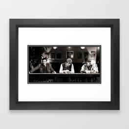 Fordfecta Framed Art Print