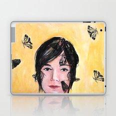 Attraction/Repulsion {Moths} Laptop & iPad Skin