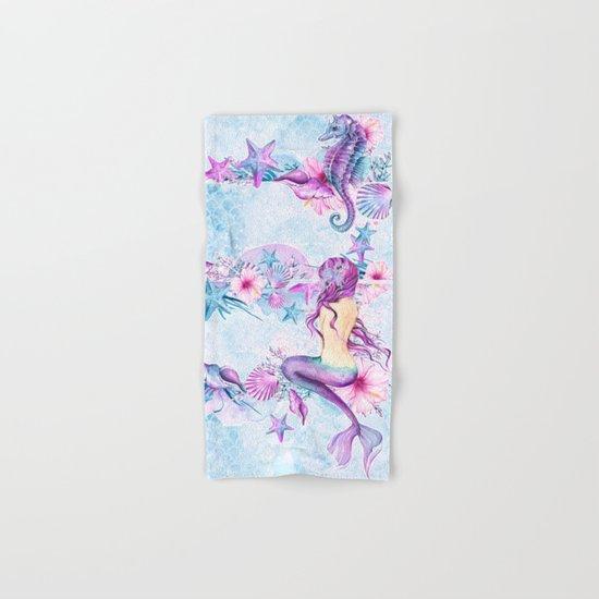 Enchanted Ocean #2 Hand & Bath Towel
