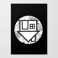 the neighbourhood Canvas Prints featuring The Neighbourhood by Nicole Corder