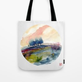 genius Loci 4 Tote Bag