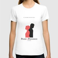 pride and prejudice T-shirts featuring Pride and Prejudice by Abbie Imagine
