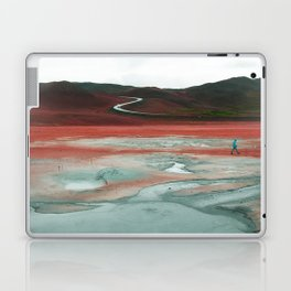 Icelandic landscape Laptop & iPad Skin