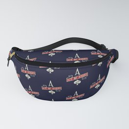 Ace Of Roads Fanny Pack