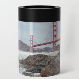 Golden Gate Bridge Can Cooler