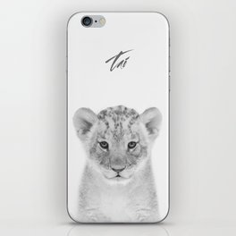 Baby Lion iPhone Skin