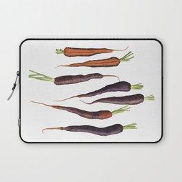 Purple Haze Carrots Laptop Sleeve
