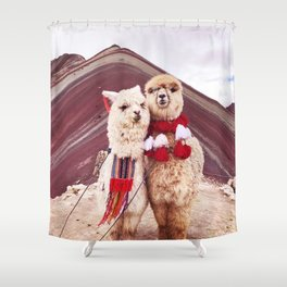 Oh my darling Shower Curtain
