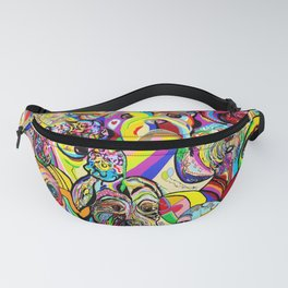 Dogs, DOGS, DOGS!! Fanny Pack