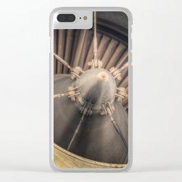 Turbine Clear iPhone Case