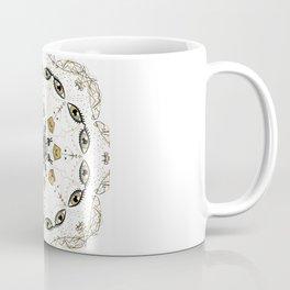 wild eyed women Coffee Mug