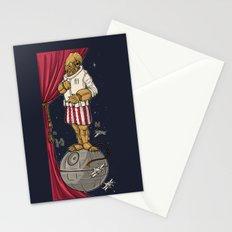 Foolish Mortals...It's a TRAP. Stationery Cards
