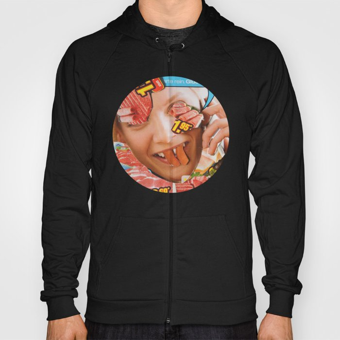 Meat her face Hoody