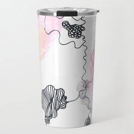 Scandi Micron Art Design | 170412 Telomere Healing 14 Travel Mug
