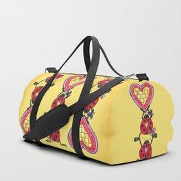 Love Bugs Duffle Bag