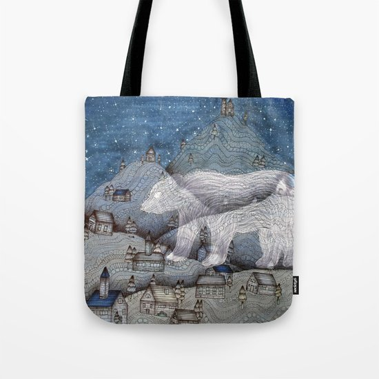 I Protect This Place II Tote Bag