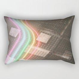 Day 0563 /// The whatnow batteries Rectangular Pillow