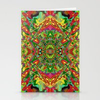 persian Stationery Cards featuring Persian 3 by Glanoramay