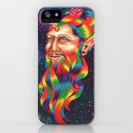 Manicorn iPhone Case