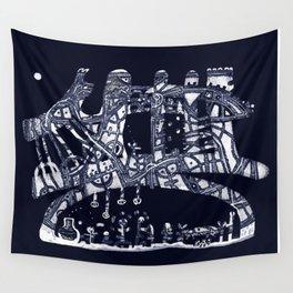 Argo riconosce Odisseo Wall Tapestry